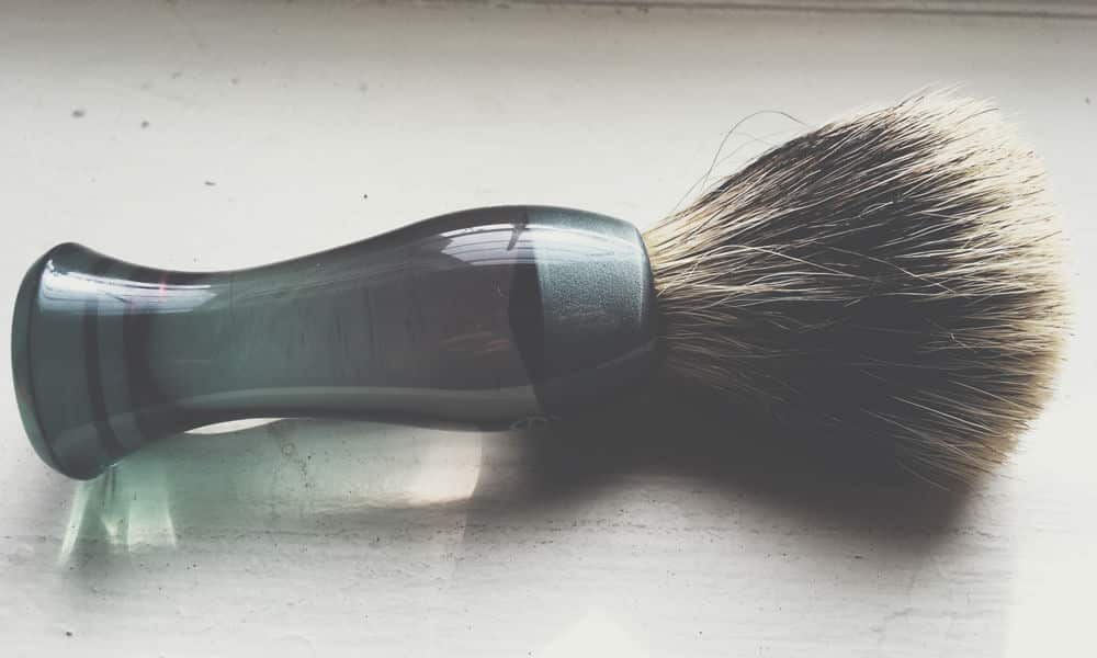 shaving brush by eshave