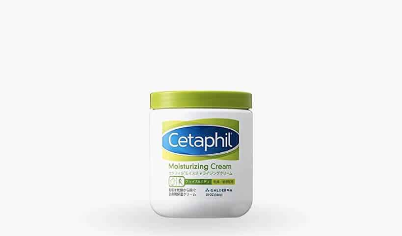 Cetaphil Moisturizing Cream for Dry, Sensitive Skin