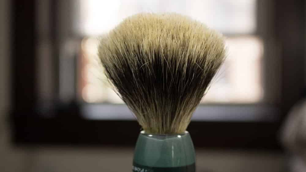shaving brushes make a difference