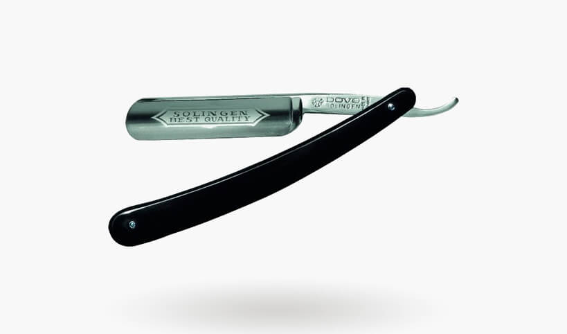 straight edge razor