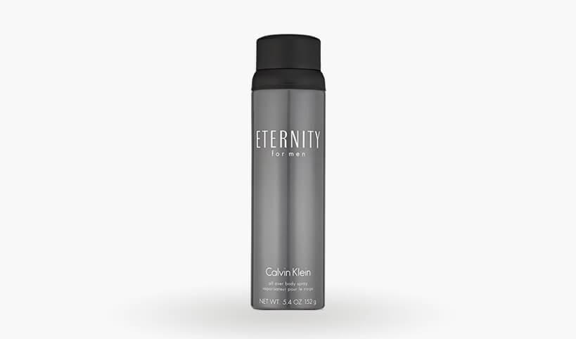 Calvin Klein ETERNITY for Men Body Spray,