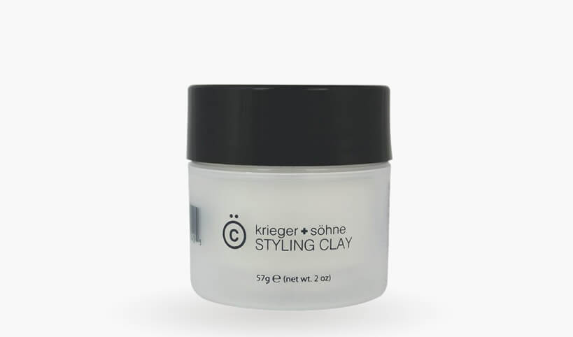 Krieger + Söhne Styling Clay