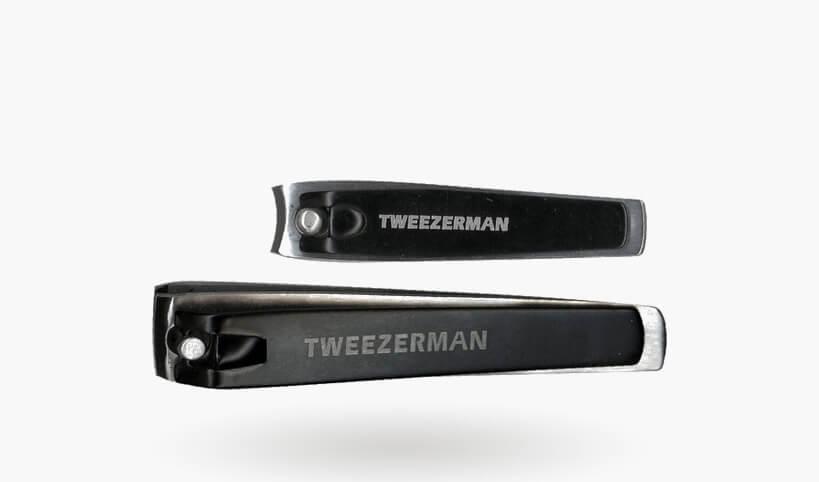 Tweezerman Deluxe Nail Clipper Set