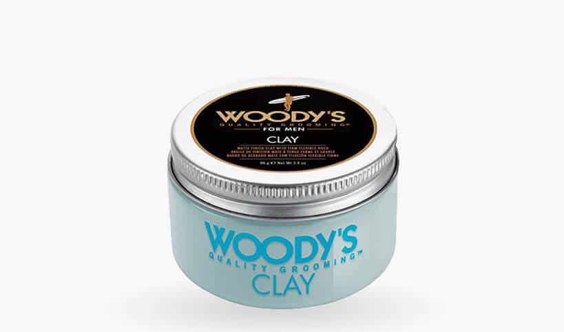 Woody's Matte Finish Clay for Men