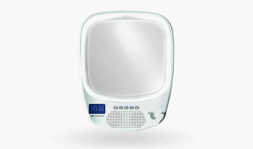 Art Sound Ar6001wh Bluetooth Wireless Shower Speaker