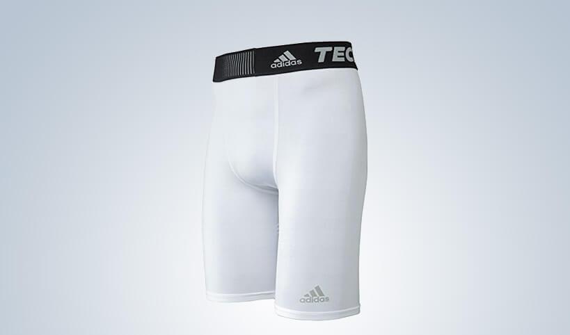 adidas Performance Men's Techfit Base 9-Inch Short Tights