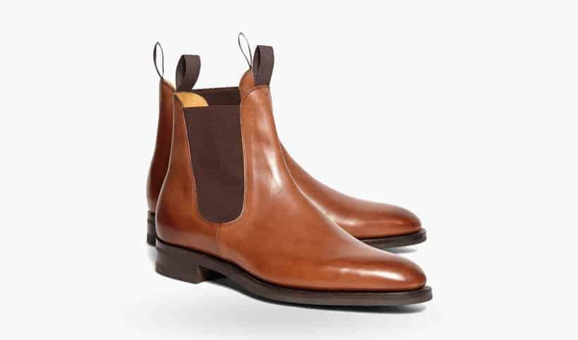 Edward Green Newmarket Chelsea Boots