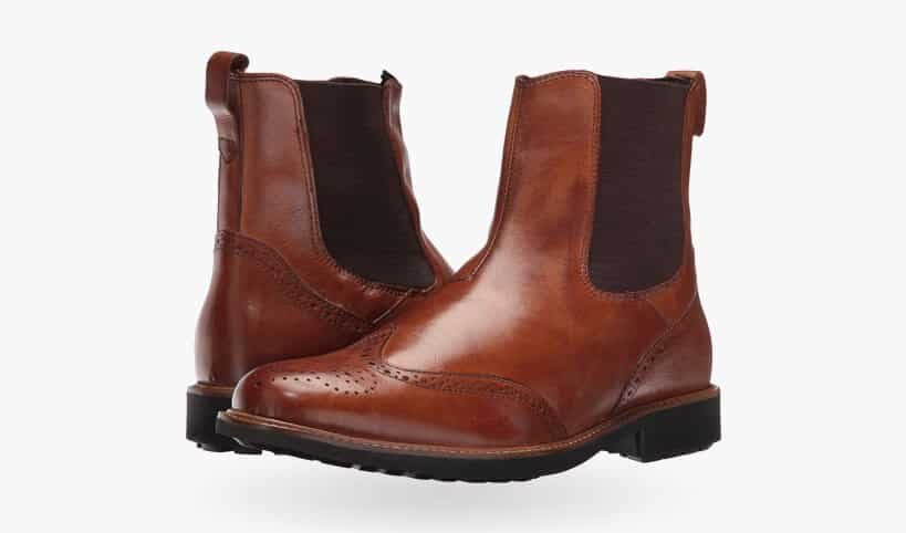 Massimo Matteo Chelsea Wing Boot