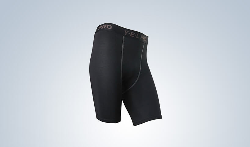 Royal Journey Men's Performance Compression Shorts