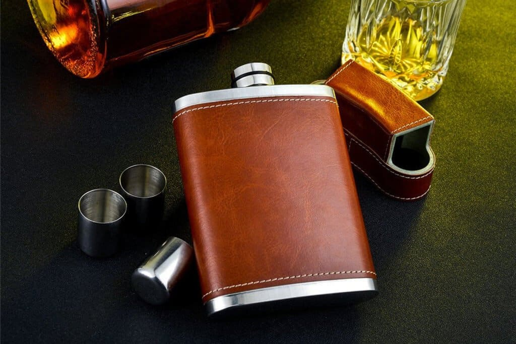 Pre Game: 12 Best Hip Flasks To Keep The Party Going