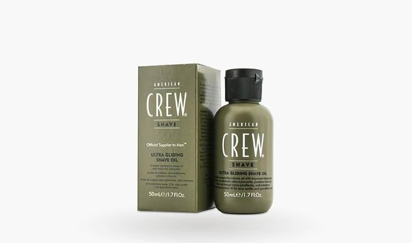 american crew pre shave oil