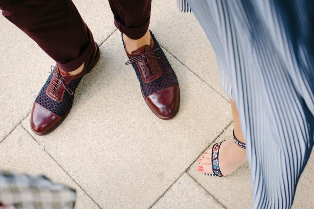 different types of dress shoes for men