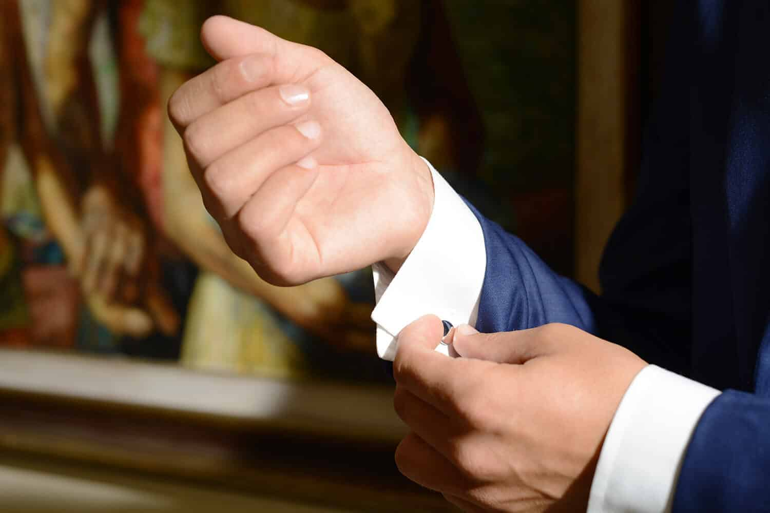 Keep It Classy: The Best Cufflinks For Your Wardrobe