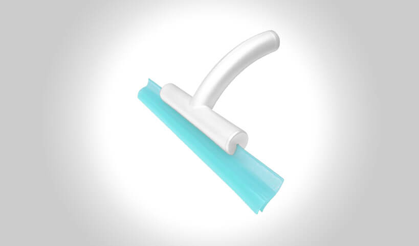 Elegant Cleret IDO Shower Squeegee