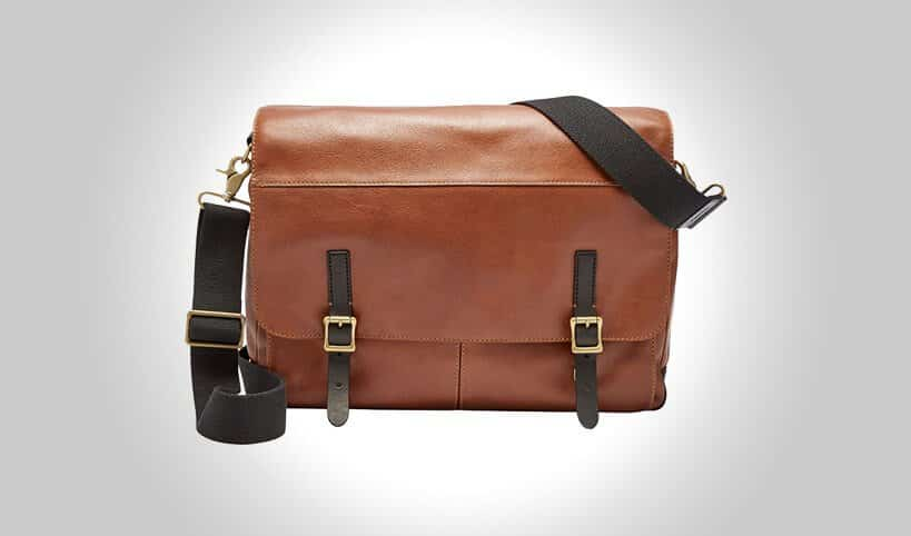 77eb2800e9687 17 Best Leather Messenger Bags For Men That Look Amazing  2019