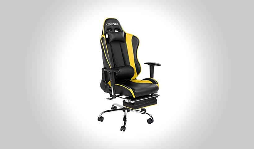 13 of the best gaming chairs for big tall guys 2018 tools of men. Black Bedroom Furniture Sets. Home Design Ideas