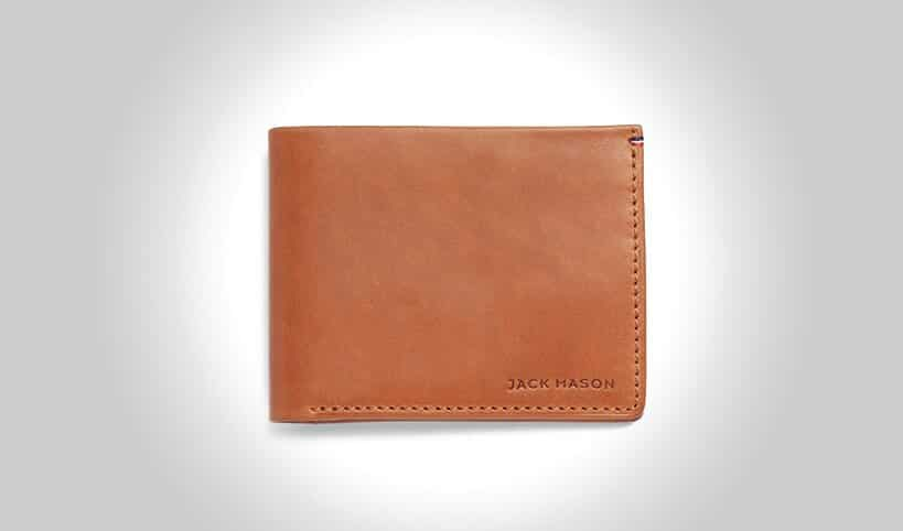 6bab4d627761 This handsome leather wallet doesn't just hold your cards, but it also  protects them with a RFID protection shield. The numerous card slots mean  you can ...