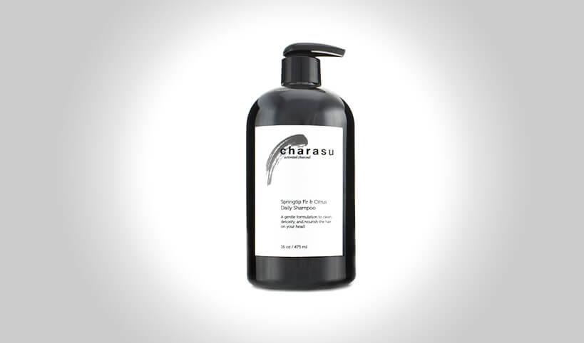 Charasu Charcoal Shampoo