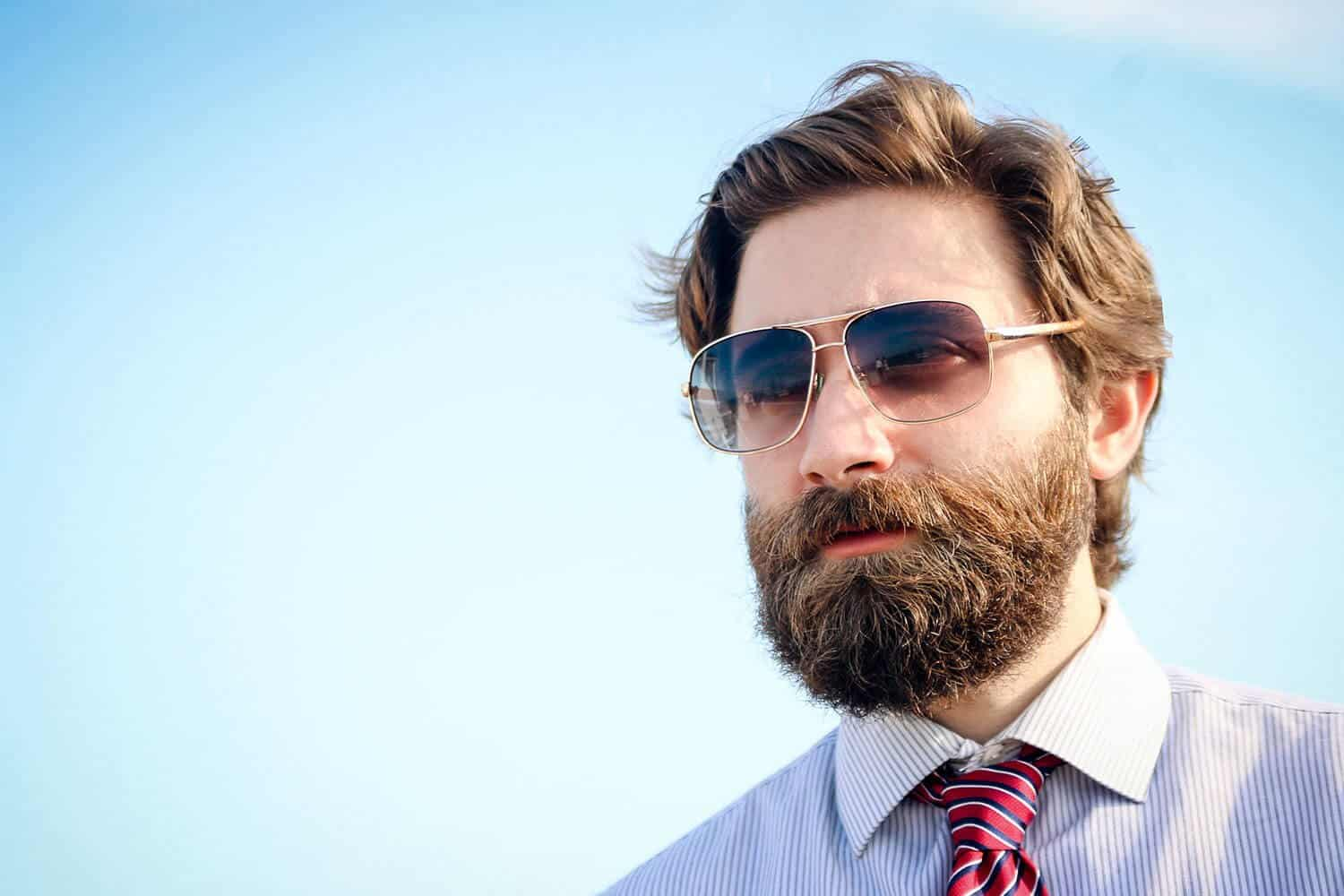 The Simple How-To Guide To Fix Your Beard Bald Spot | Tools