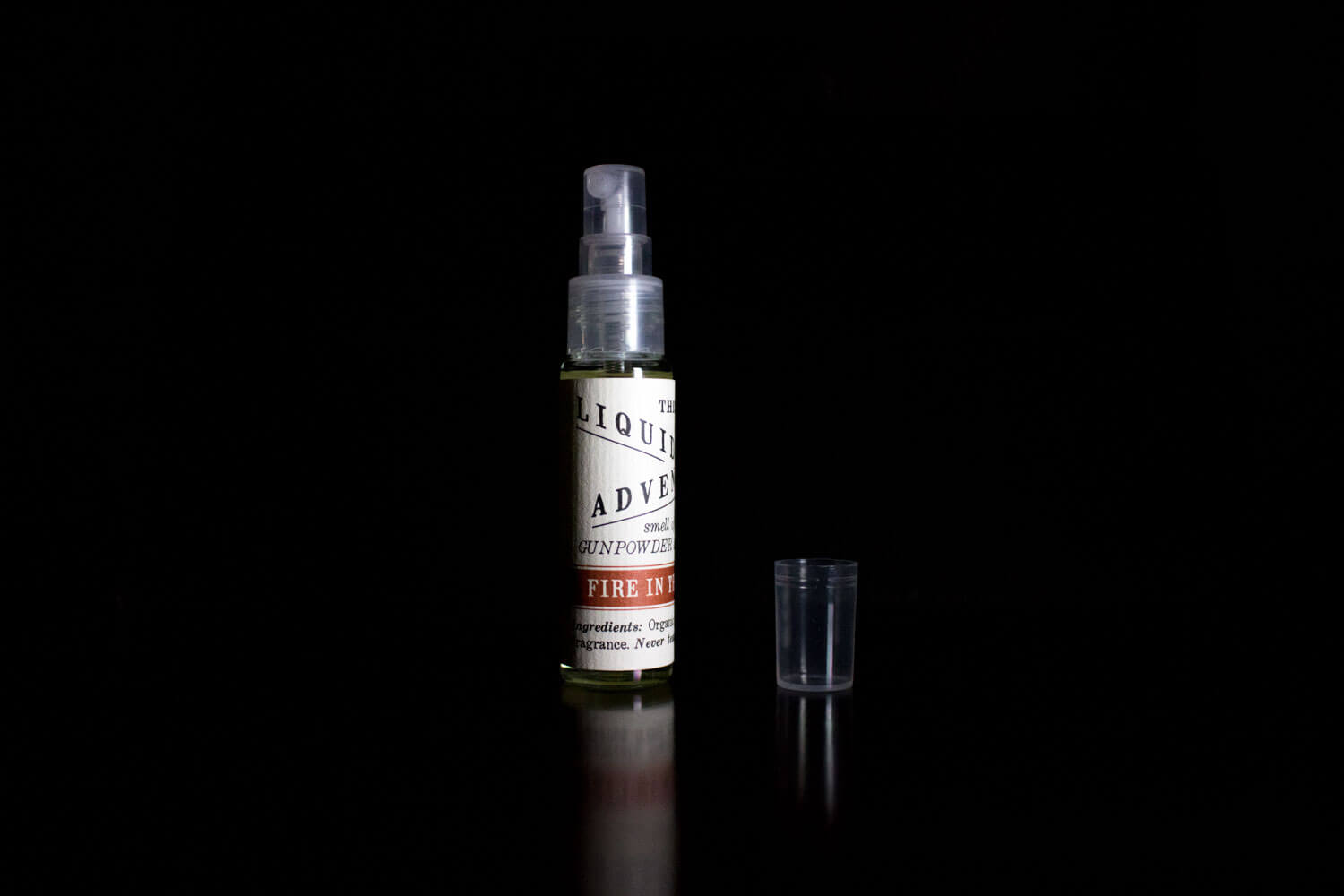 Hands On Review: Fire in the Hole Spray Cologne by Outlaw Soaps