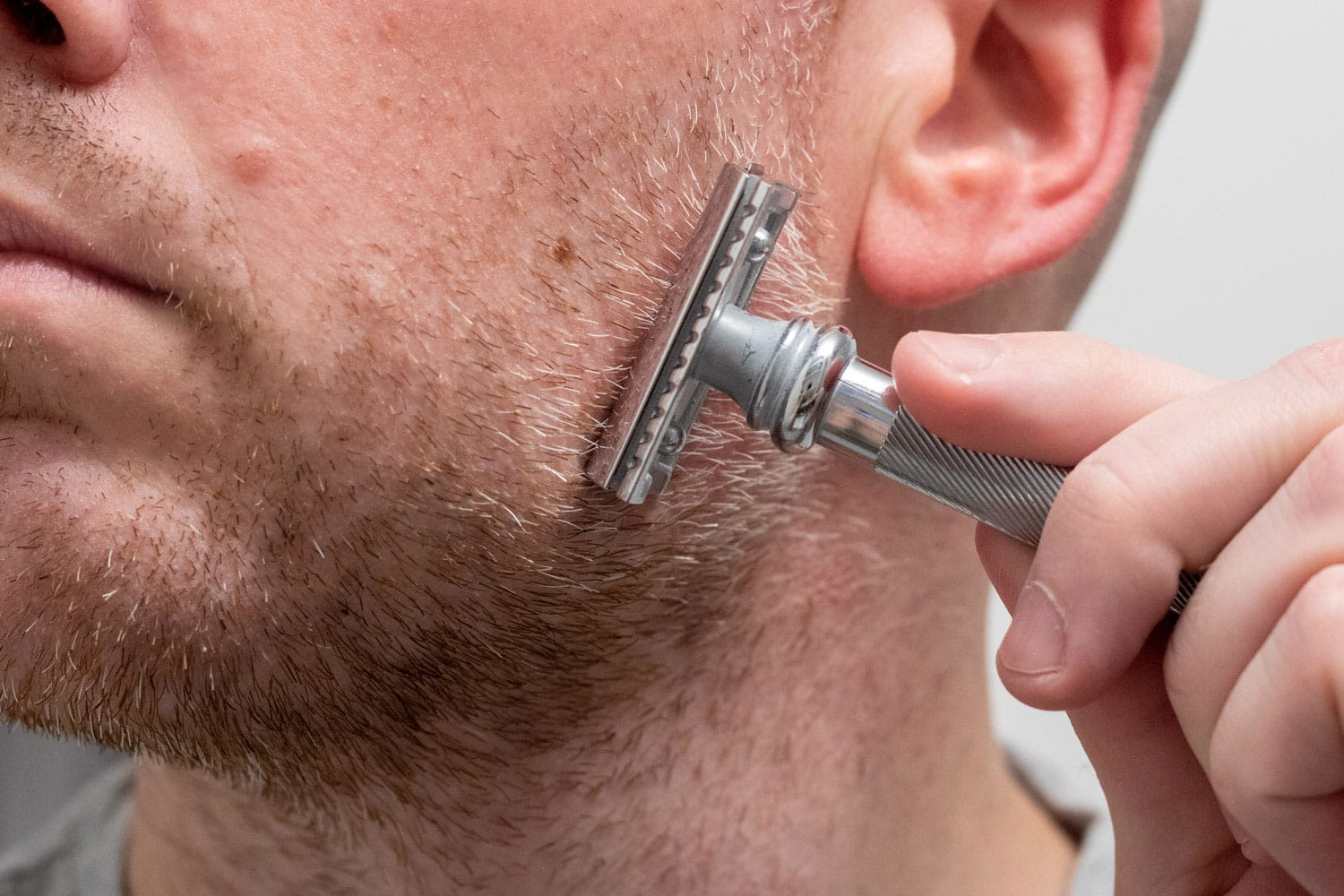 Shaving With the Grain