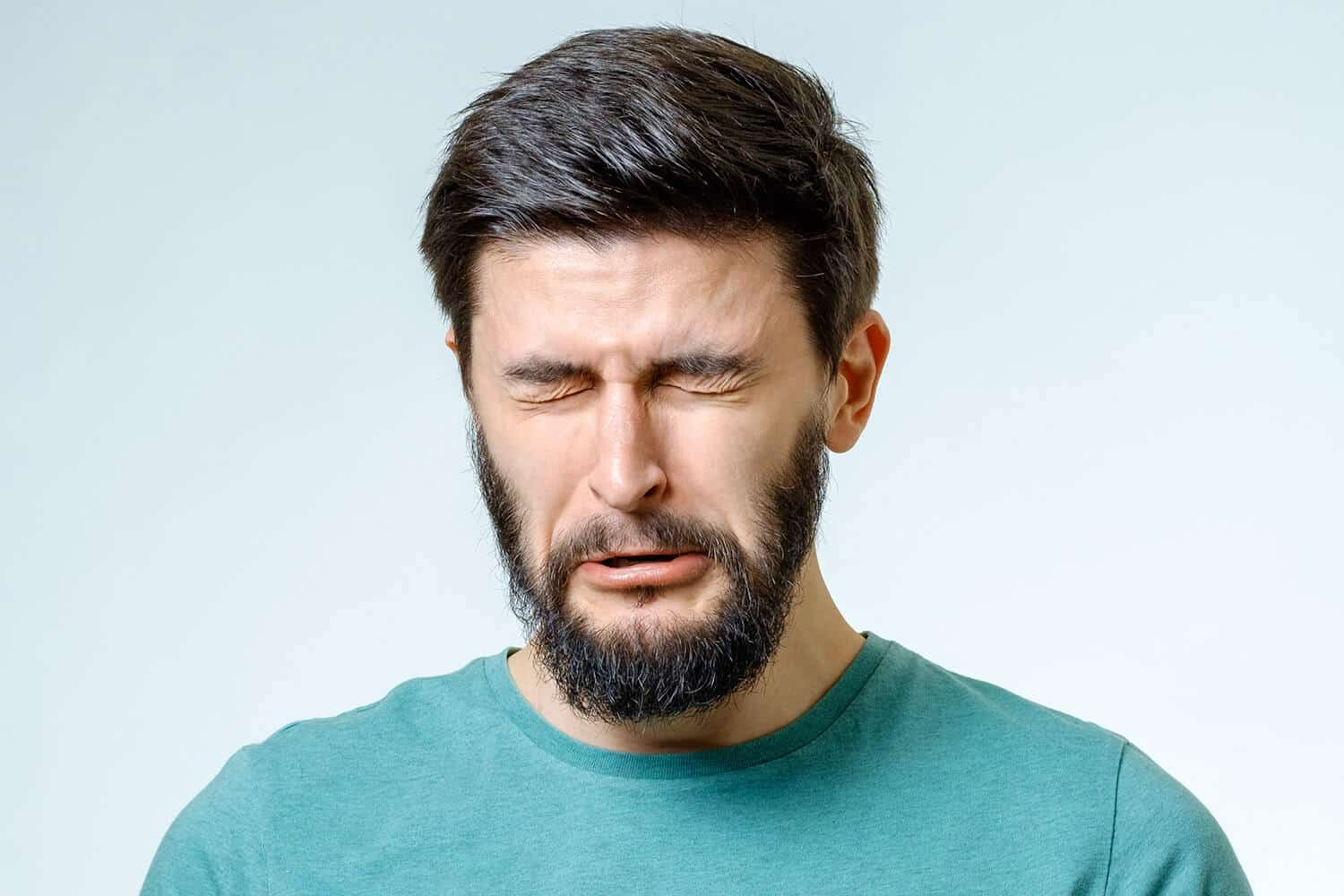 GROW UP! Don't Treat Your Beard Like A Baby