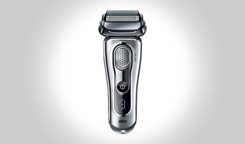 braun series 9 best electric razor for sensitive skin