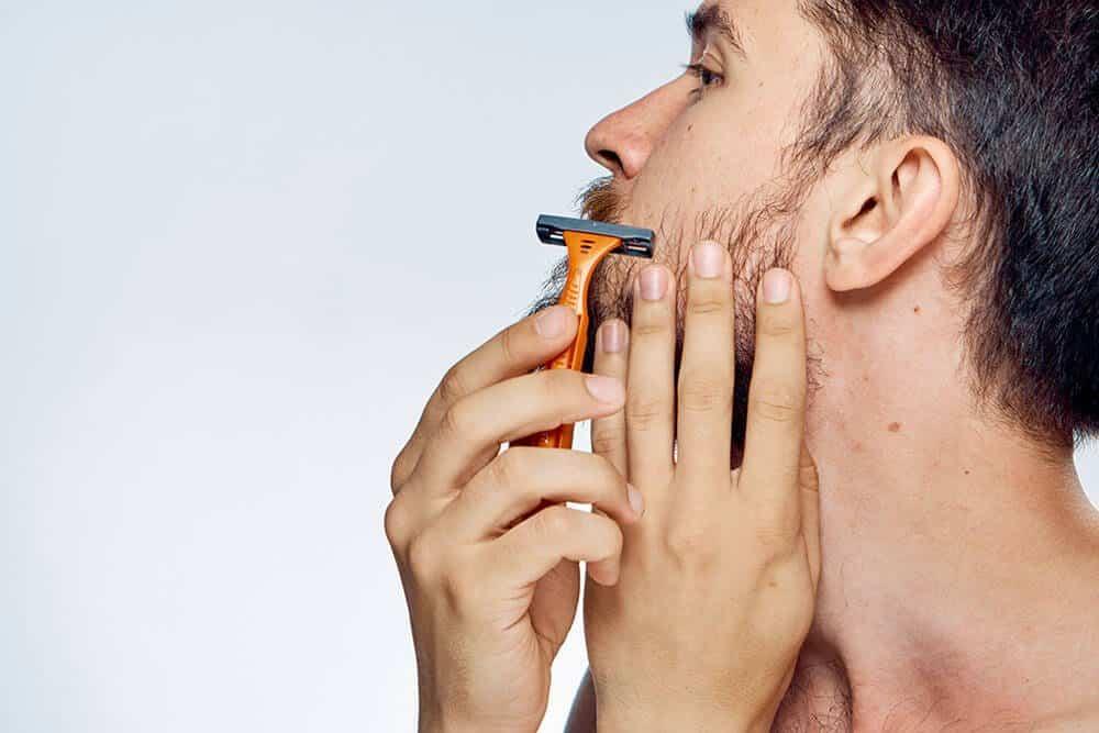 shaving your beard won't make it grow quicker