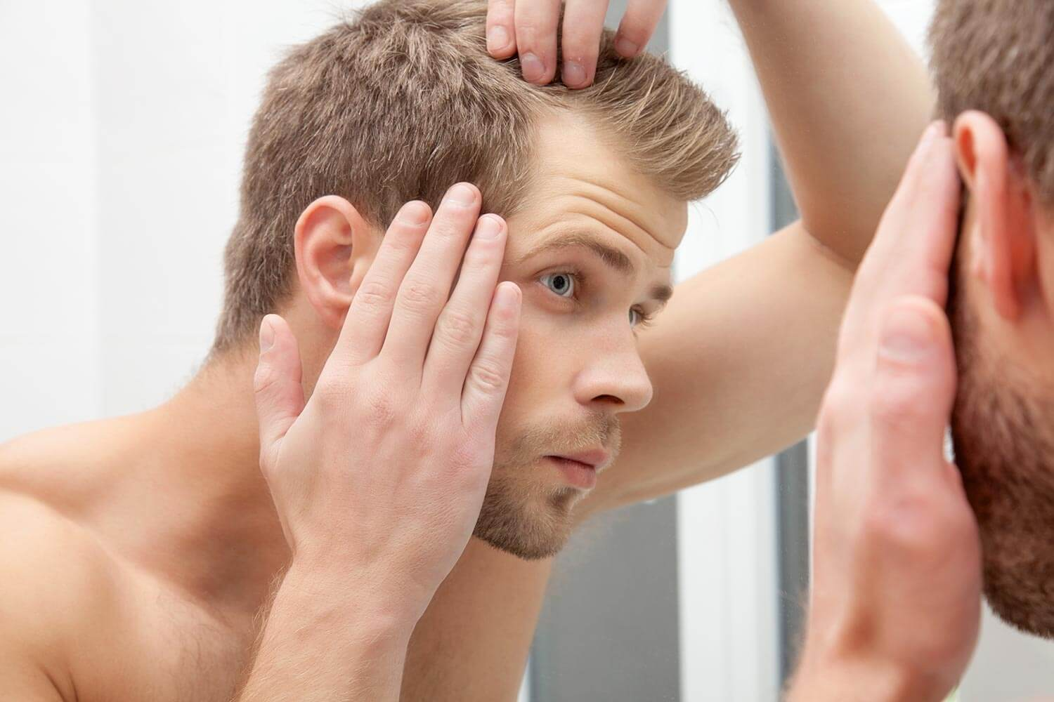 Best Hair Loss Shampoo and dandruff shampoo for men