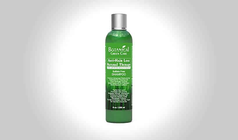 Natural Hair Loss Shampoo ...