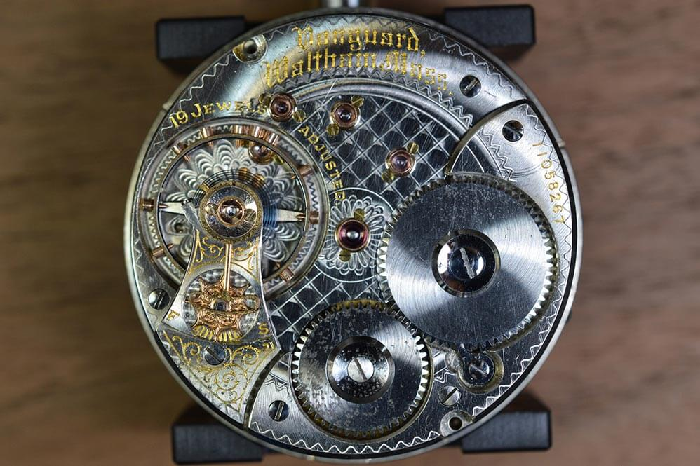 mechanical watch