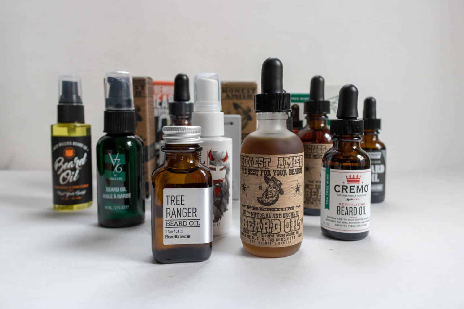 The Best Beard Oils of 2018: Reviews of The Top Brands