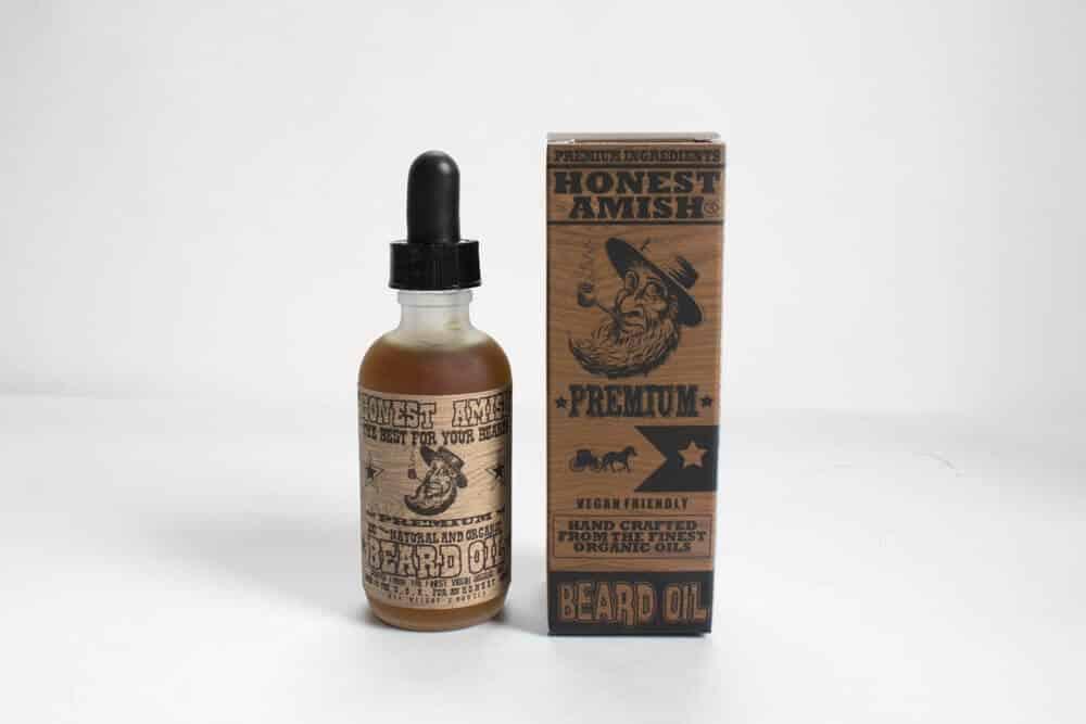 honest amish premium beard oil review
