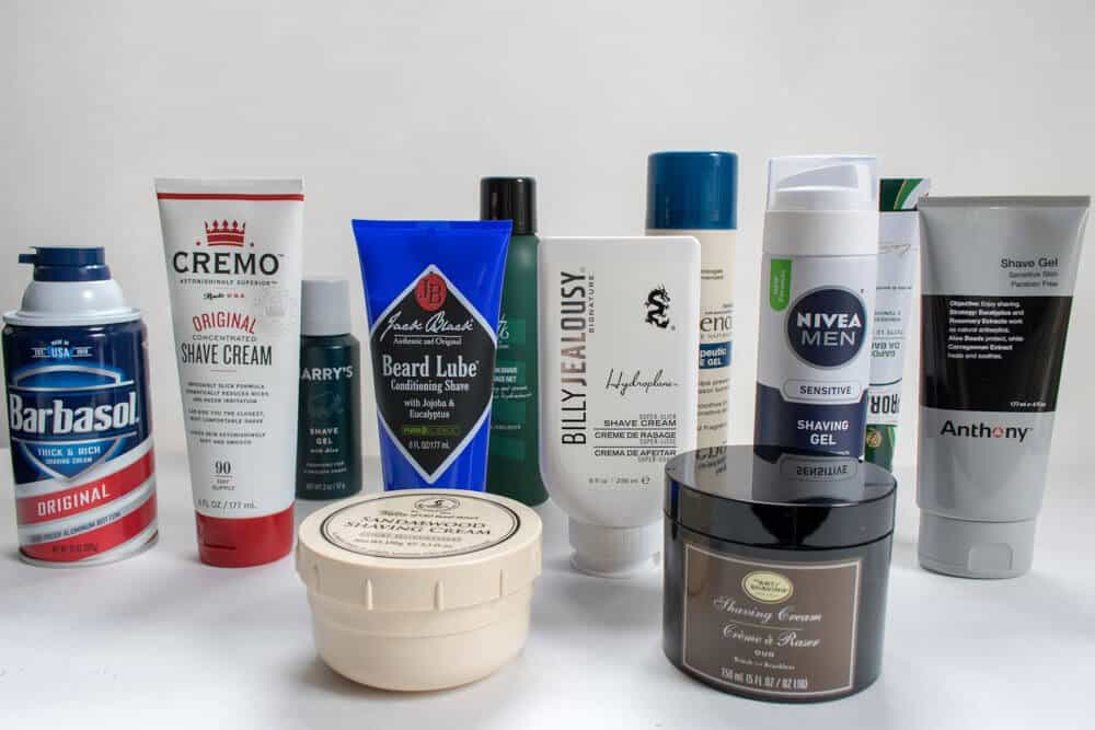 Best Shaving Cream 2018: Top Brands for Men Reviewed