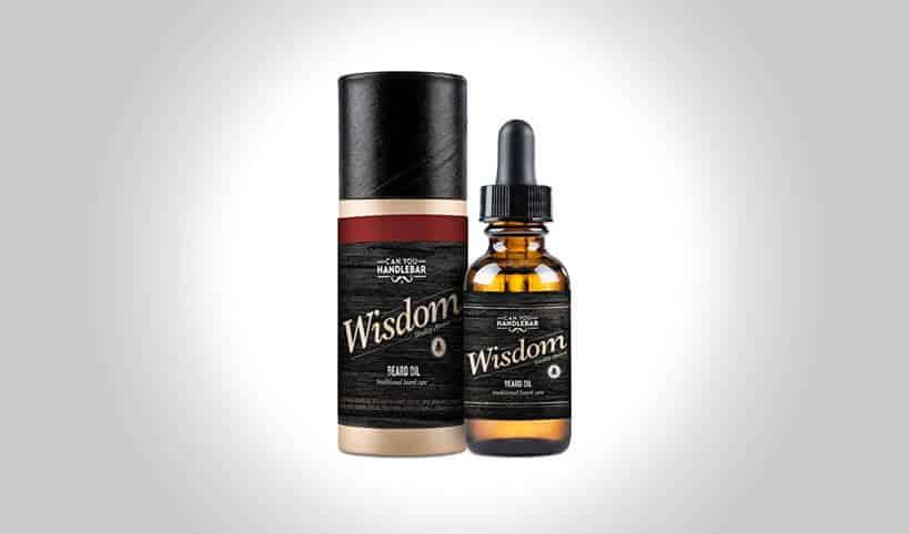 wisdom beard oil review