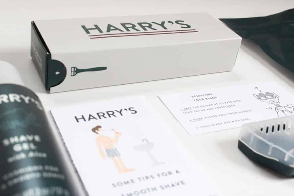 harrys review
