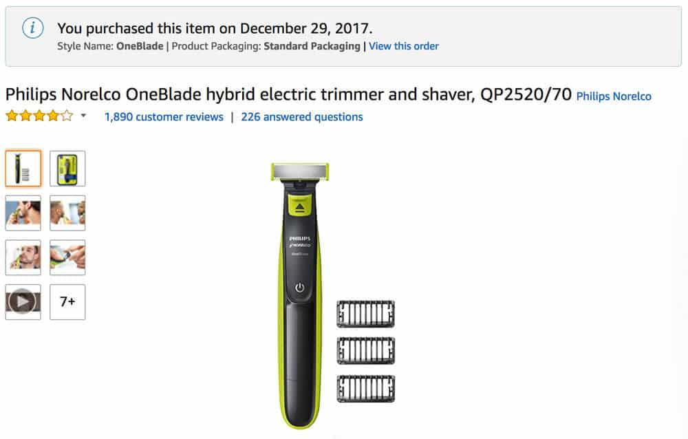 oneblade-review-unbiased-order