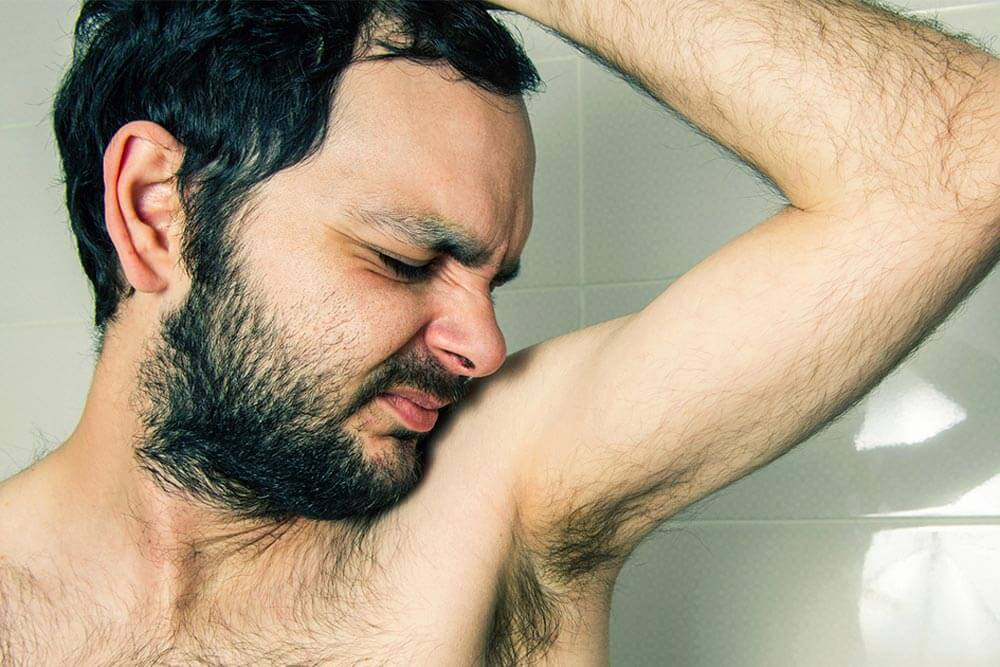 Trimming Or Shaving Your Pits Can Help