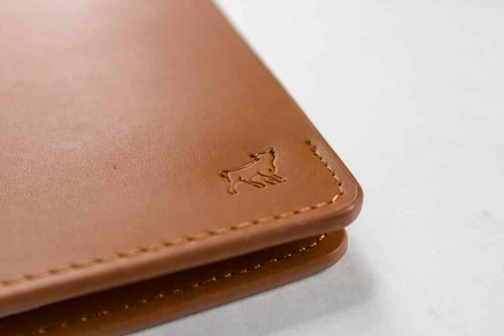 bull and stash journal review - embossed bull