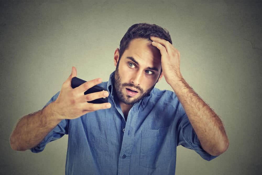early signs of balding itchy scalp or dandruff