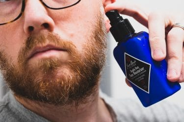 Here's Why Putting Lotion On Your Beard Is A Bad Idea