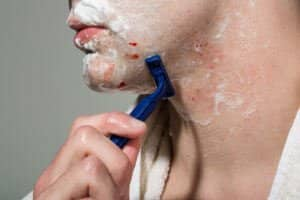 shaving oil vs cream cuts