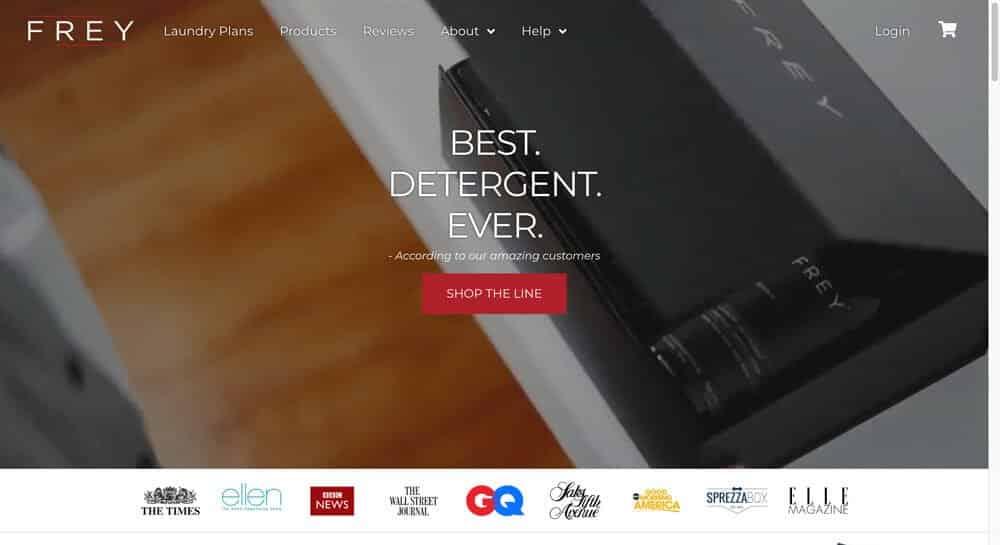 frey website