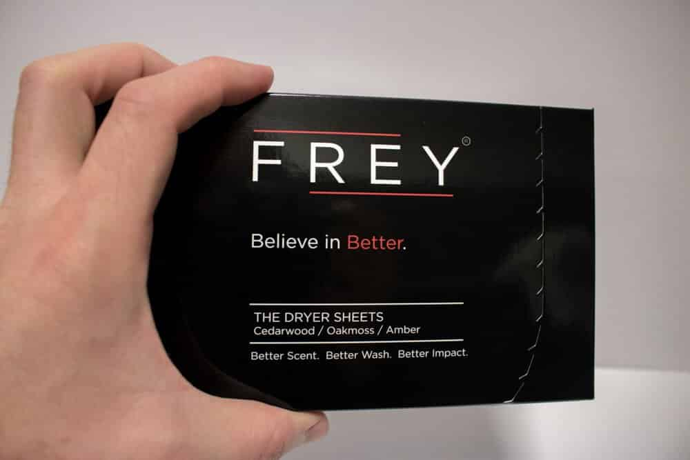 frey dryer sheets reviewed