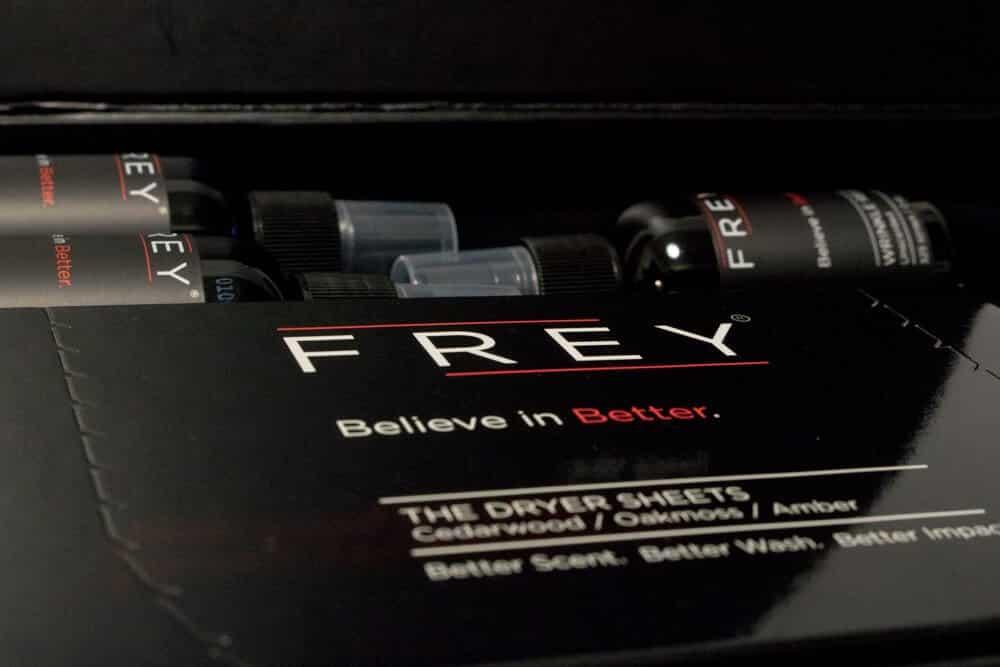 inside the frey box
