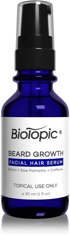 biotopic beard growth oil