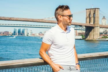 Best Polo Shirts for Men That Are Classic & Cool