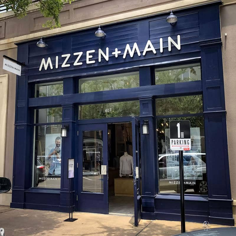 Mizzen And Main Review - Locations