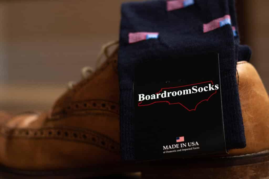 Boardroom Socks Review