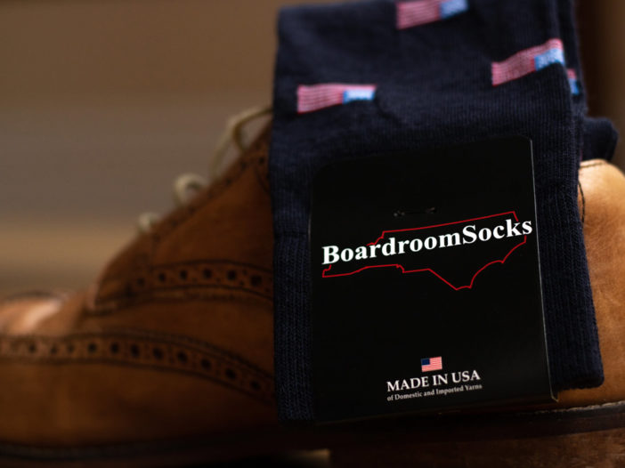 Boardroom Socks Review